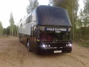 пассажирские перевозки туристическими автобусами