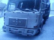 грузовой седельный тягач ман