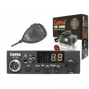рация радиостанция Canva 268 на любое авто дальнобойщики