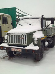 Продается бортовой ГАЗ-3307 в Бресте