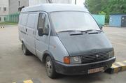 Грузовой микроавтобус ГАЗ 270500