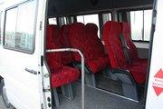 Аренда микроавтобуса c водителем