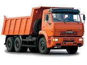 КАМАЗ 6520 самосвал